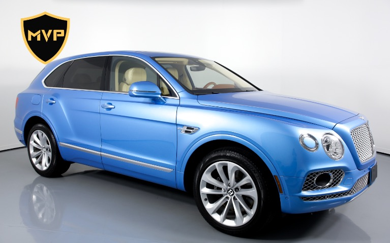 Used 2017 BENTLEY BENTAYGA for sale $1,199 at MVP Charlotte in Charlotte NC