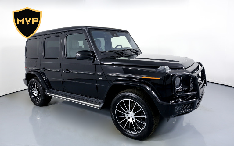 Used 2019 MERCEDES-BENZ G550 for sale $849 at MVP Charlotte in Charlotte NC