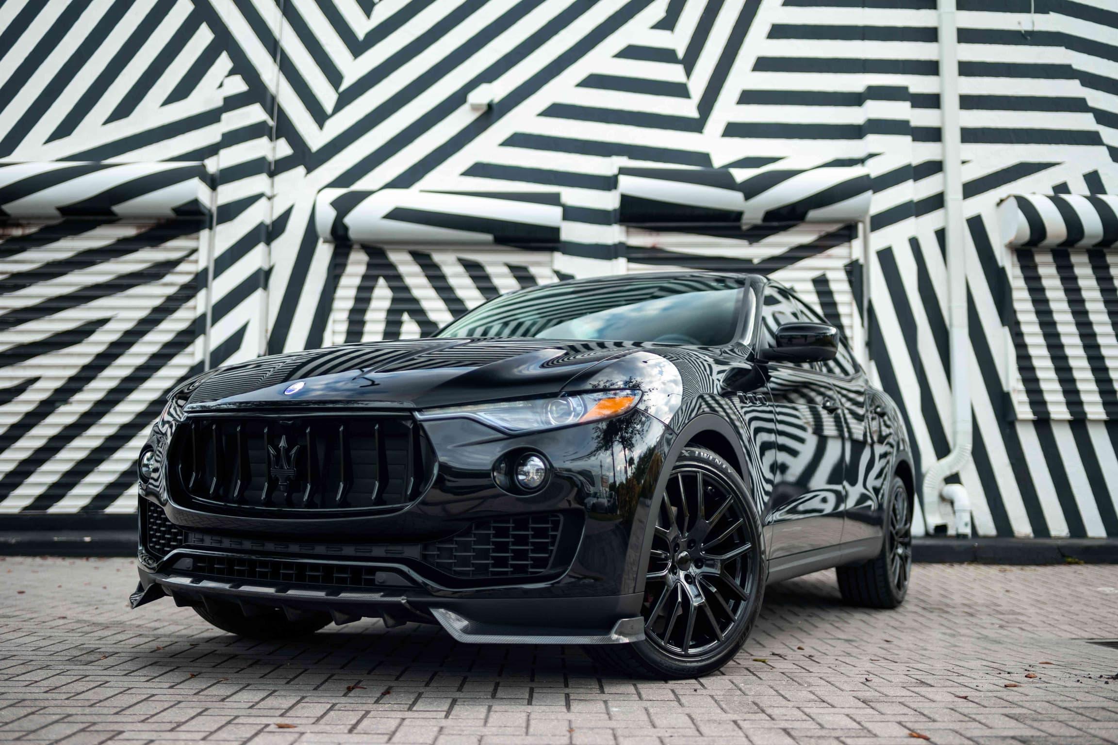 2017 Maserati Levante   Charlotte, NC