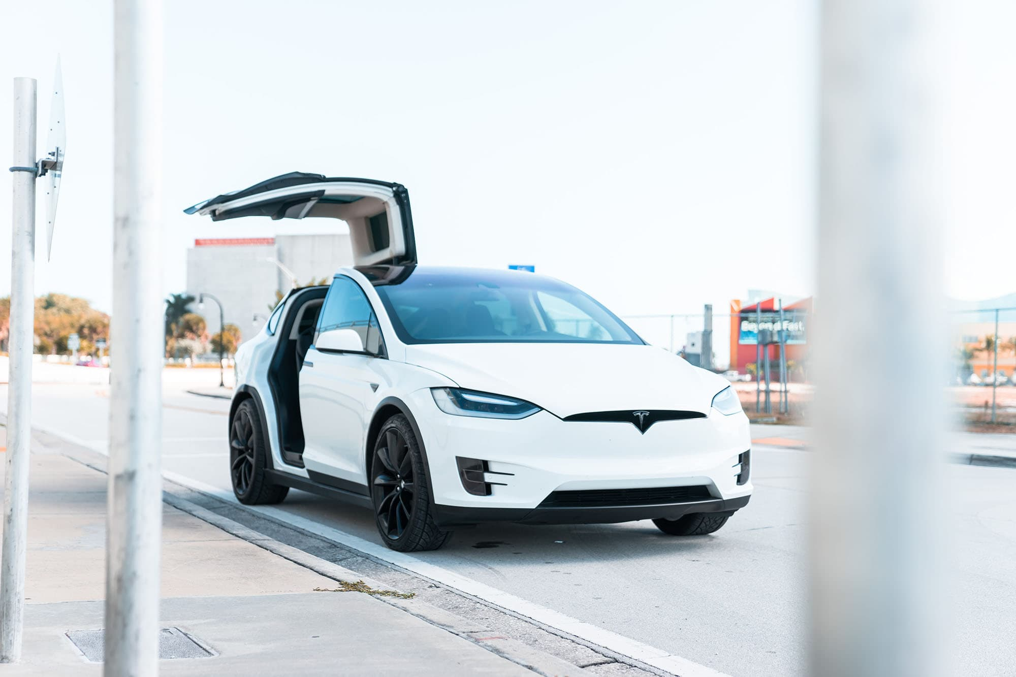 2017 Tesla Model X   Charlotte, NC