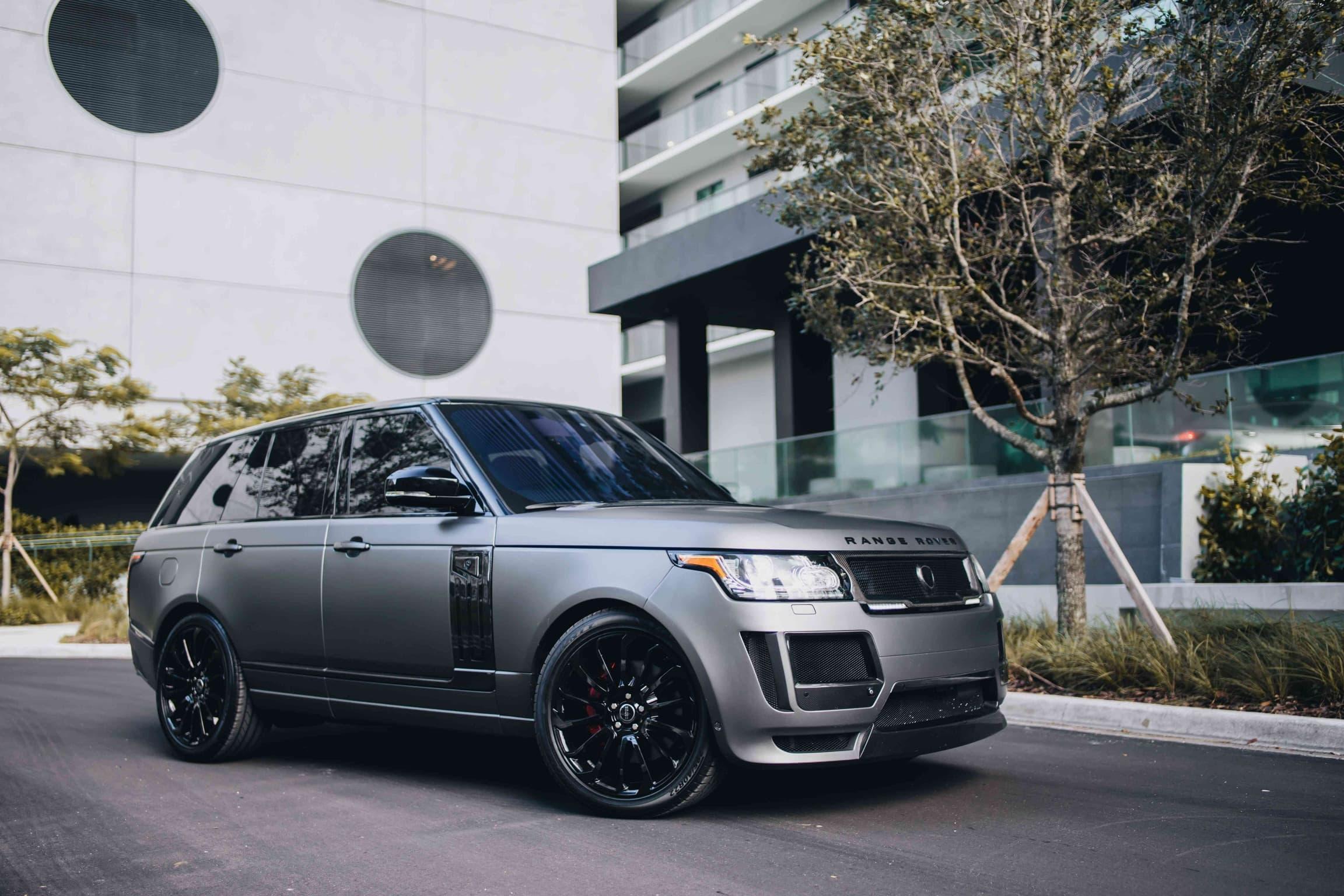 2017 Range Rover Autobiography Vorsteiner   Charlotte, NC
