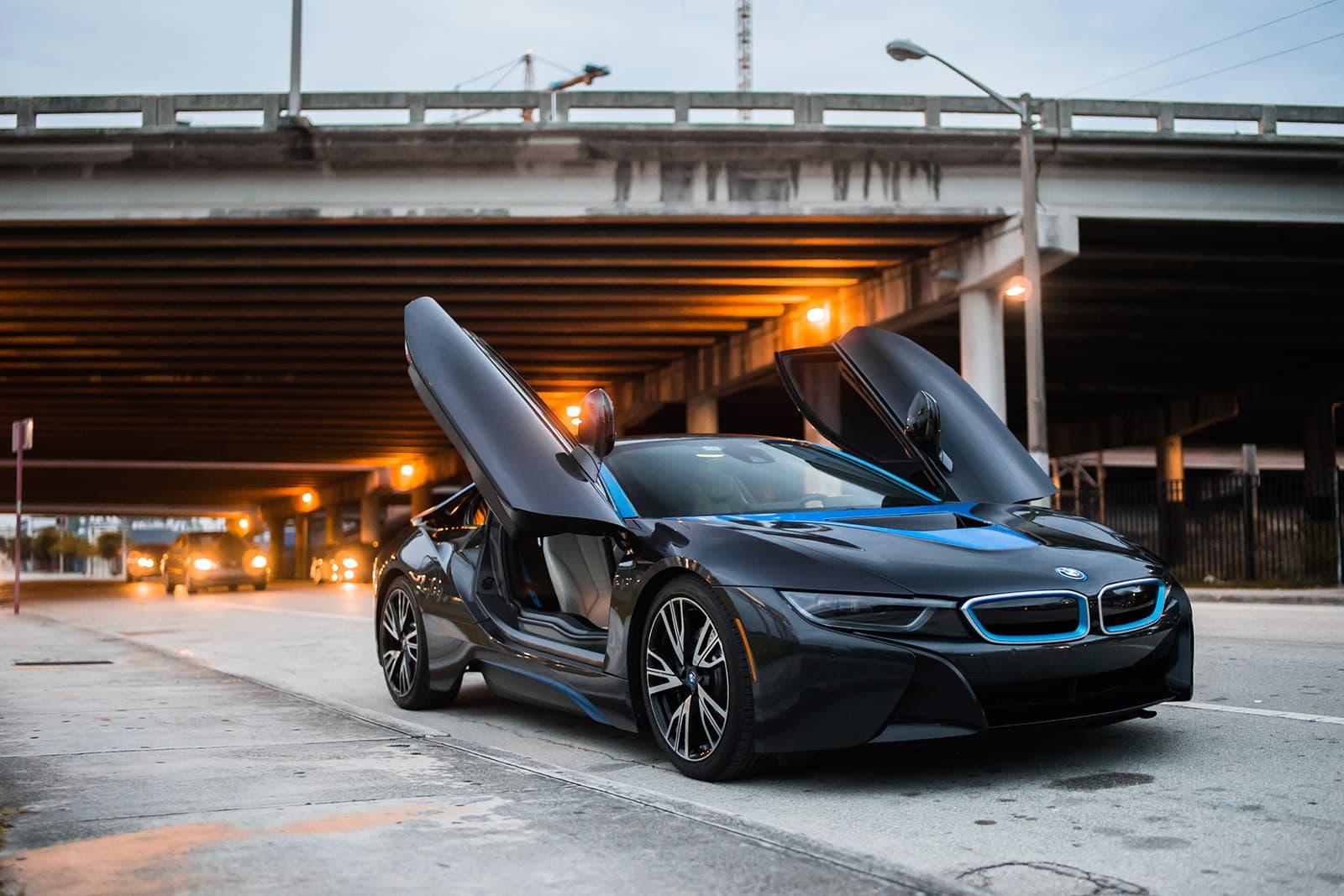 2018 BMW i8   Charlotte, NC