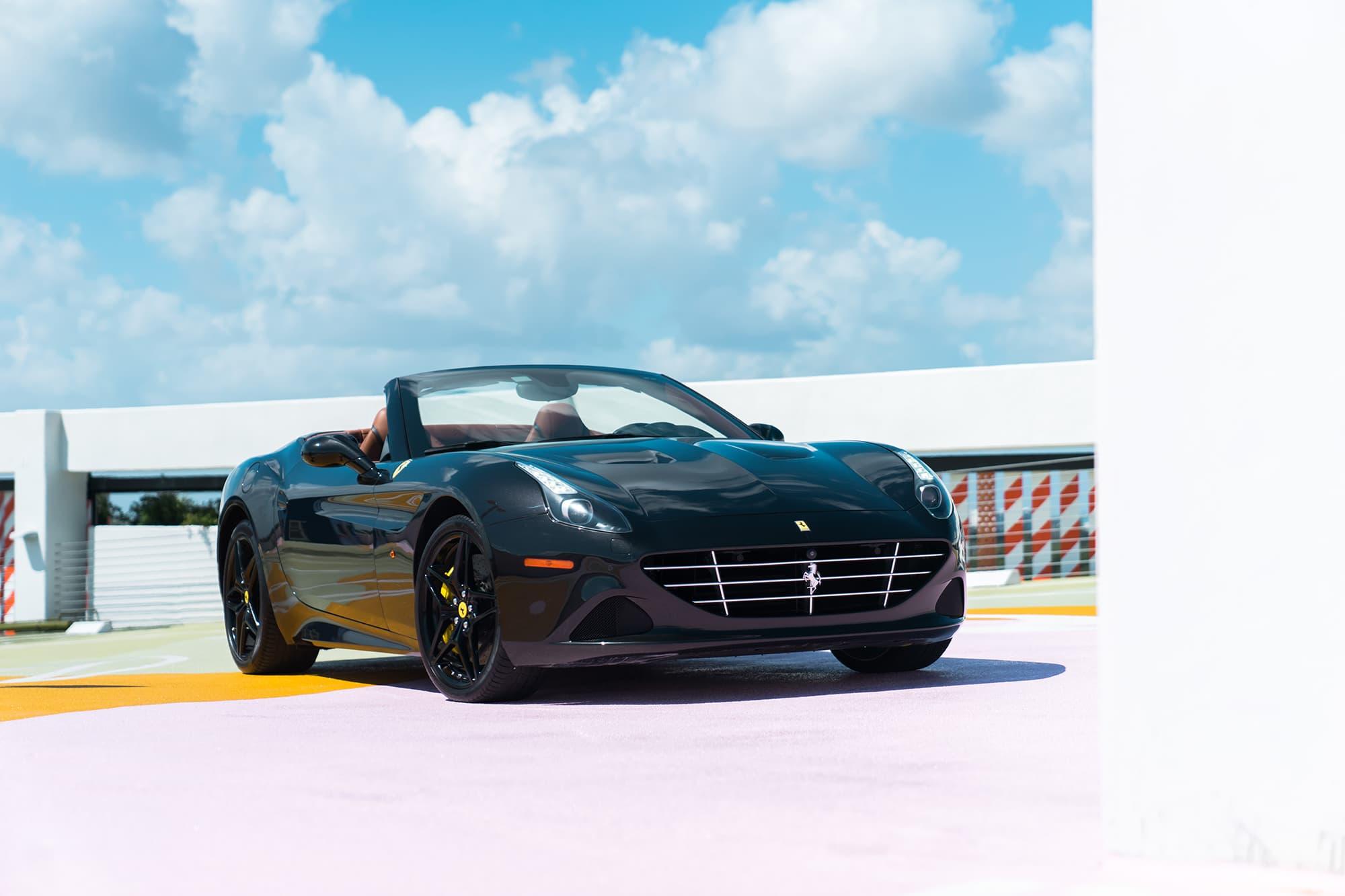 2017 Ferrari California T   Charlotte, NC