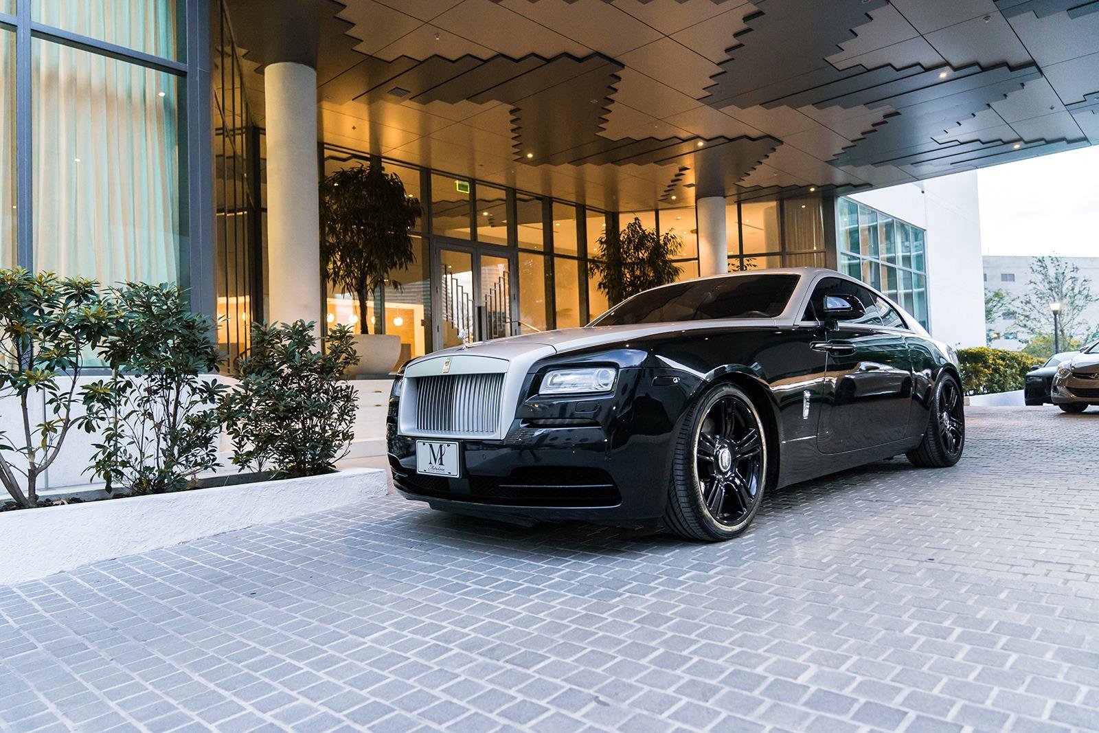 2017 Rolls Royce Wraith   Charlotte, NC