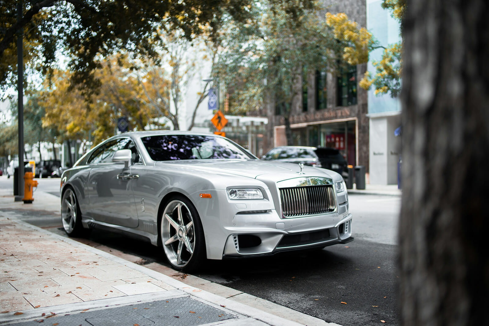 2015 Rolls Royce Wraith Wald Edition   Charlotte, NC