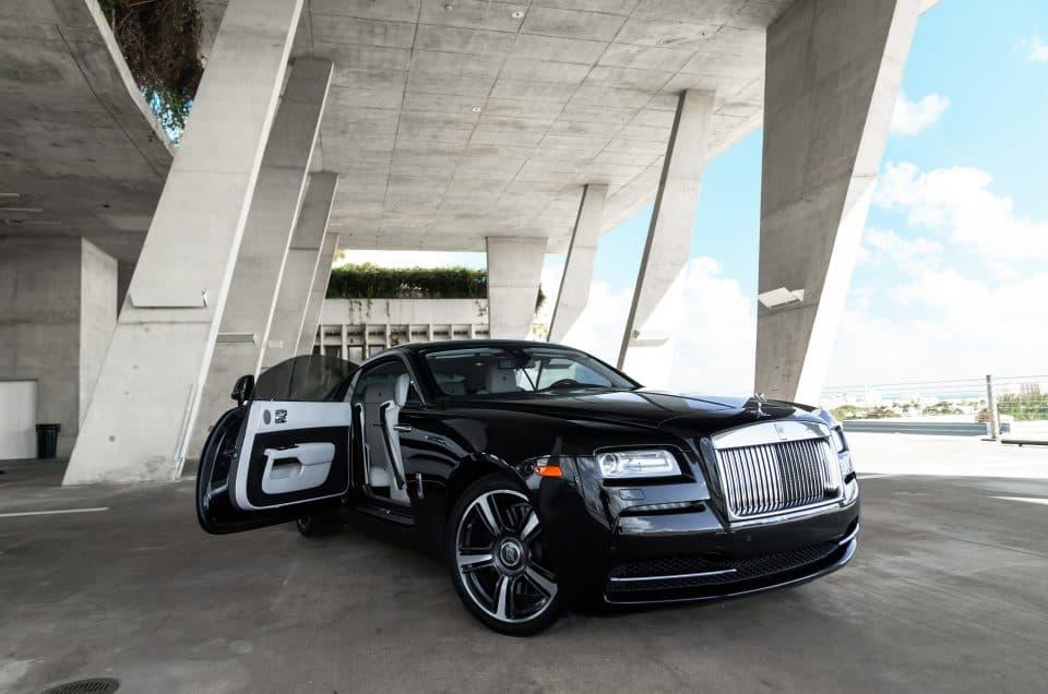 2017 Rolls Royce Wraith  2-Door Charlotte, NC