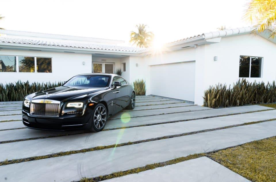 2018 Rolls Royce Wraith  2-Door Charlotte, NC