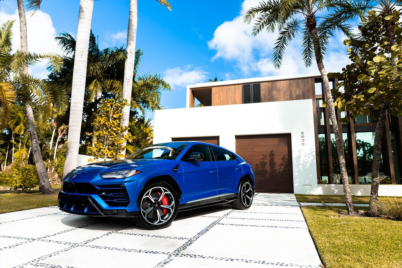2019 Lamborghini Urus  4-Door Charlotte, NC