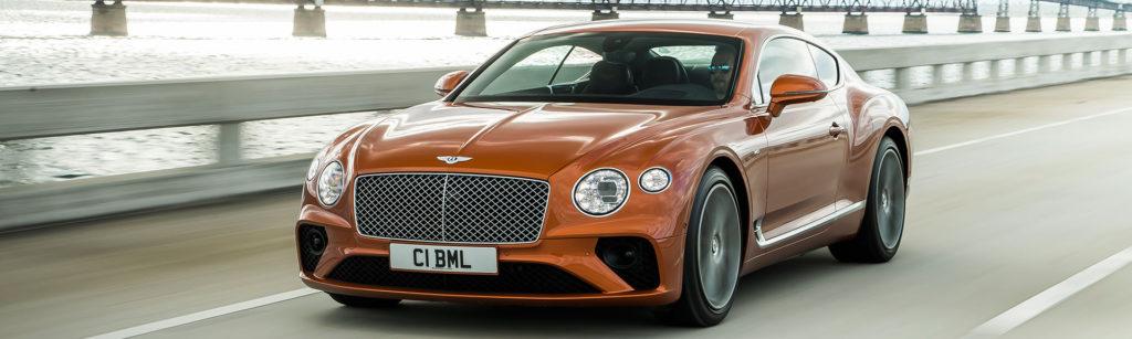 Evolving Driving Pleasure with Bentley Rentals at MVP Charlotte.