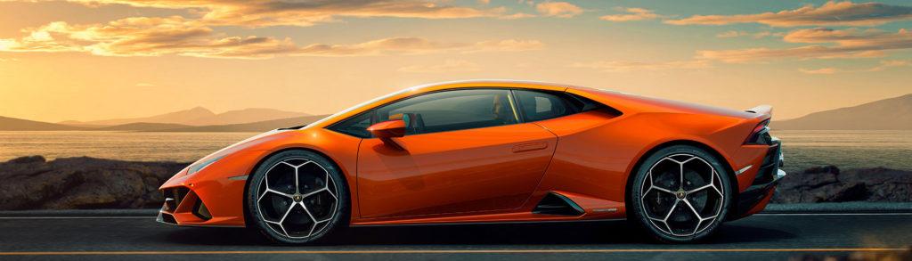 Evolving Driving Pleasure with Lamborghini Rentals at MVP Charlotte.