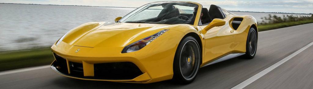 Reasons to Rent a Luxury Car. Ferrari Rentals in Charlotte North Carolina.