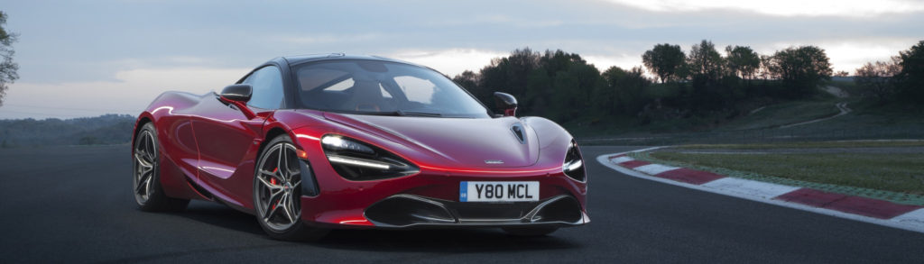 Picking the Right McLaren 720s Luxury Rental