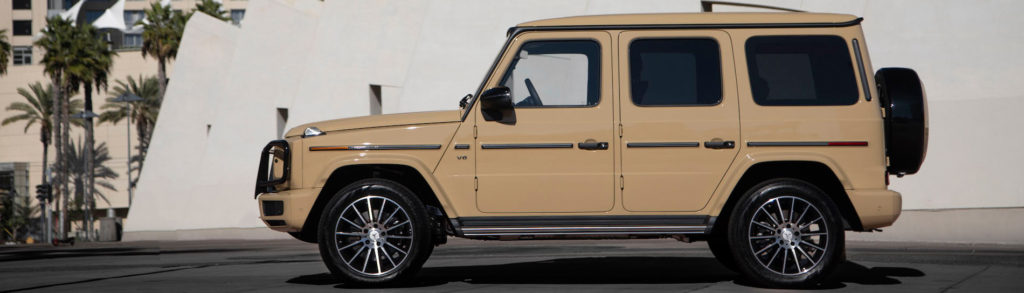 Picking the Right Mercedes-Benz G-Class Luxury Rental